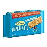 COLUSSI 6 Confezioni biscotti secchi zuppalatte senza olio di palma 1kg