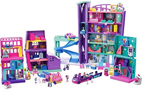 Polly Pocket  - Centro Comercial de Juguete para Muñecas...
