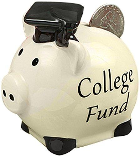 Fashioncraft College Fund Piggy Bank