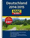ADAC MaxiAtlas Deutschland 2014/2015 1:150 000