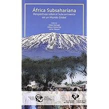 Africa subsahariana. Perspectivas sobre el subcontinente en un mundo global (Cátedra de Estudios Internacionales)