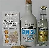 Gin Sul mit Tonic & Snack