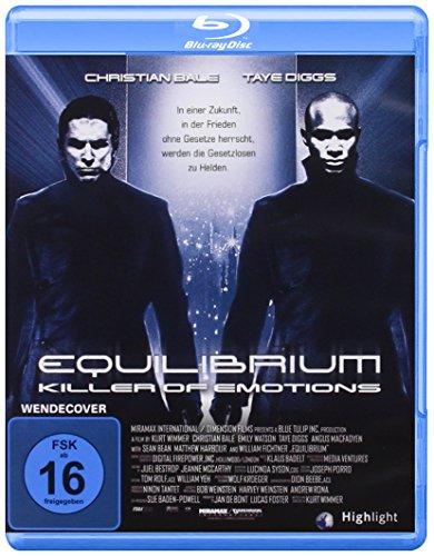 Bild von Equilibrium [Blu-ray]