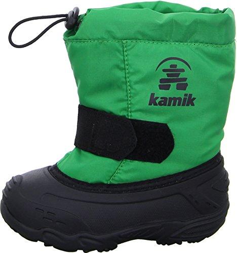 Kamik Tickleeu, Bottes mixte enfant Grün (green GRN)