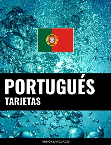 Tarjetas en portugués: 800 tarjetas importantes portugués-español y español-portugués por Pinhok Languages