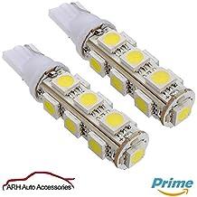 Ultra Vision LED de 501bombilla de luces laterales, 12V, 5W, 2unidades)? con 12meses de garantía.