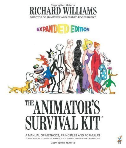The Animator's Survival Kit by Williams, Richard E. Revised Edition (2009)
