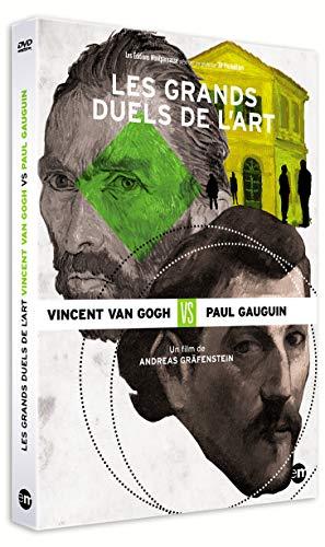 Vincent Van Gogh vs Paul Gauguin = The Antagonists : Rivalry in Art |