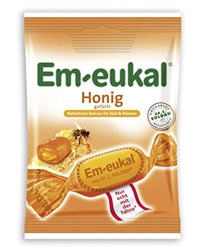 Em-Eukal Honig-Bonbons, 20er Pack (20 x 75 g Beutel)