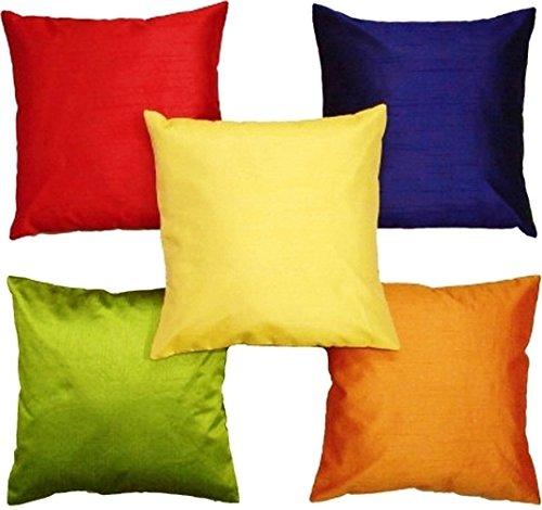 Cushion Cover ( Multi Cushion Covers 16x16 Set of 5)