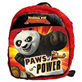 Kung Fu Panda Po Plush Bag, Multi Color (12-inch)