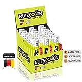 Nutrixxion ENERGIE GEL Set 24 x 44g, Geschmack XX Force Original [80mg Koffein]