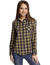 f992f7aea2f Amazon.es  Cuadros - Blusas y camisas   Camisetas