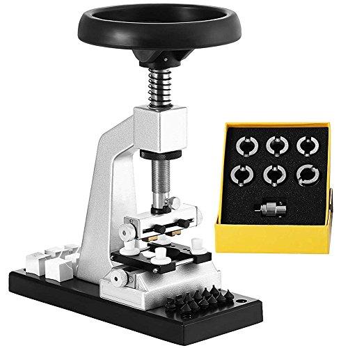 Preisvergleich Produktbild Professionelle Uhr Reparatur Tools – Bench Armbanduhr Öffner für Schraube Oyster Stil Gehäusebodenöffner und näher geeignet für uhrmacherei und Reparatur 6–22 mm (5700)