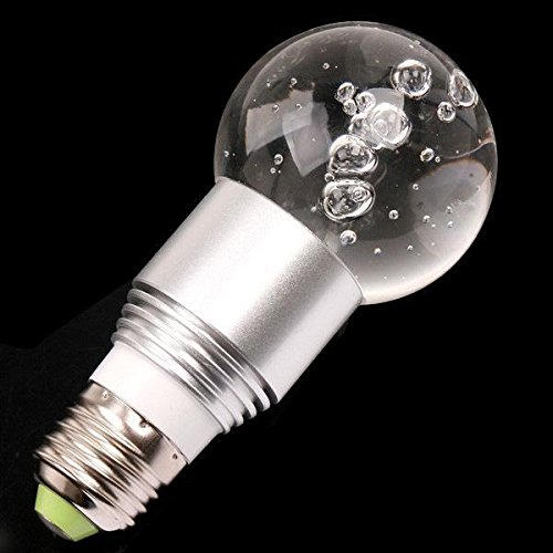RGB 16colori LED RGB lampadina di cristallo