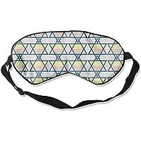 Eye Mask Eyeshade Triangle Picture Sleep Mask Blindfold Eyepatch Adjustable Head Strap preisvergleich bei billige-tabletten.eu