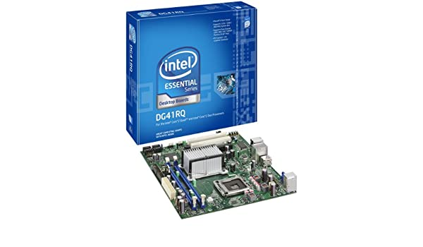 INTEL DESKTOP BOARD DG41RQ ESSENTIAL SERIES 64BIT DRIVER