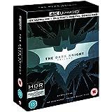 The Dark Knight Trilogy: Batman Begins + The Dark Knight + The Dark Knight Rises