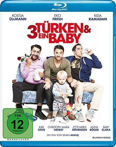 3 Türken & ein Baby [Blu-ray]