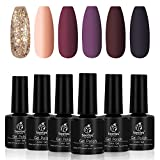 Winter Fall Gel Nagellack Set