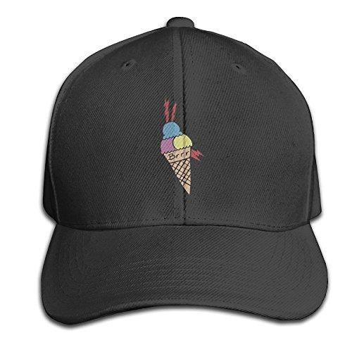 hittings-gucci-goldmane-ice-cream-tattoo-beisbol-peaked-cap-ash-black