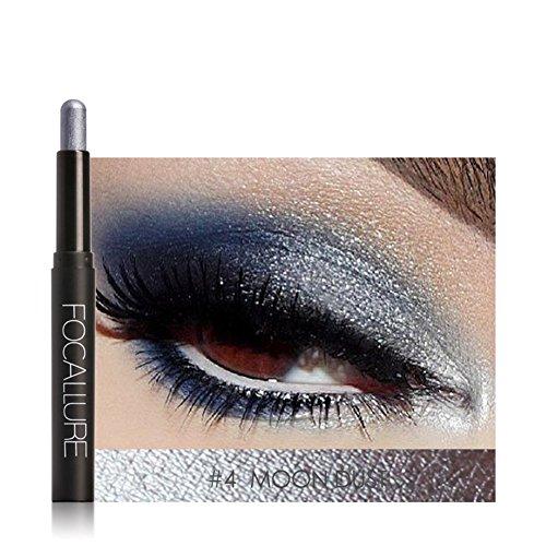Make-up Stift Lidschatten Pearlescent Eyeshadow Kosmetiks Smoky Lidschatten Wasserfest Langanhaltend