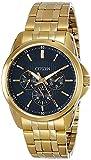 Citizen Analog Blue Dial Men's Watch - AG8342-52L