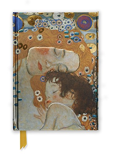 Klimt, Three Ages Of Woman (Flame Tree Notebooks)