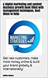 Marketing Plan - Make Big Profit: Your own best marketing plan of inexpensive business strategies, proposals, development, goals and effective help template ... all in one e book (English Edition)