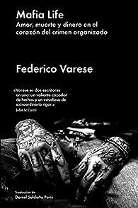 Mafia life par Federico Varese