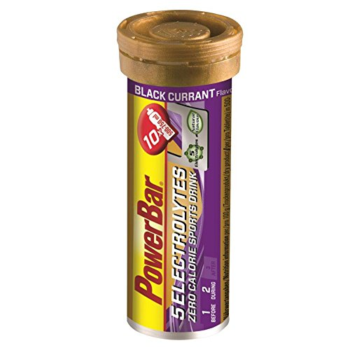 Powerbar 5 Electrolytes Sports Drink (12x10Tabs) Black Currant