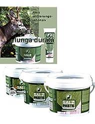 Suplemento para caza | aroma 'verde' | ciervos y Corzo (2kg)