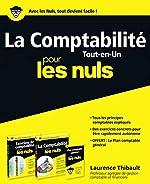 La Comptabilité Tout-en-un pour les Nuls de Laurence THIBAULT