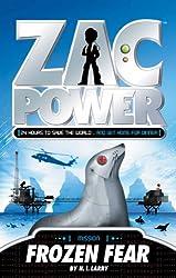 Zac Power: Frozen Fear