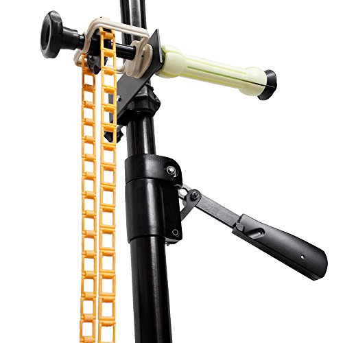 Affordable PIXAPRO® SMART Strong Autopole Telescopic Background Support System with Double Expansion Drive Shafts Store Fixtures Retail Display Photo Studio Use Vinyl Paper Backdrop *Fast Delivery *UK Stock *VAT Registered on Amazon