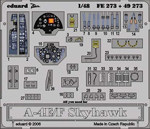 Eduard Accessories fe273Modelo Diseño Accesorios a de 4E/F Skyhawk