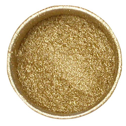 Encaustic Zauberpuder Gold Superfein