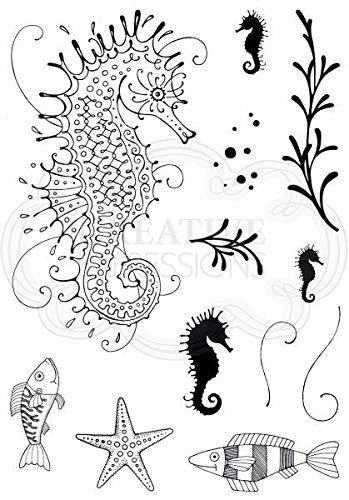 Pink Ink Designs Polymer-Stempel-Set, A6