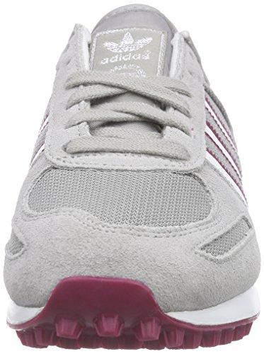 adidas La Trainer W Scarpe Sportive, Donna Multicolore (Mehrfarbig (Mgsogr/Ftwwht/Ber))