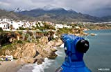 druck-shop24 Wunschmotiv: Nerja - Andalusien - Spanien