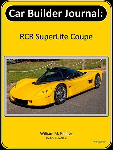 Slc Kit Car >> Car Builder Journal Rcr Superlite Coupe Ebook William