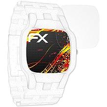 Sanitas SPM 25 Displayschutzfolie - 3 x atFoliX FX-Antireflex-HD hochauflösende entspiegelnde Folie
