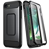iPhone 8 Case, iPhone 7 Case, YOUMAKER Full Body Rugged