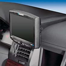 Kuda–Consola de navegación para Navi Opel Vectra C/Signum a partir de 03/02Mobilia (piel sintética), color negro