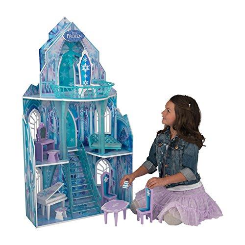 KidKraft 65881 Puppenhaus Disney Frozen Ice Castle, bunt - 2