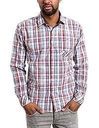Timezone Longsleeve Shirt, T-Shirt-Maternité Homme