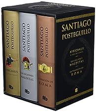 Trilogía Africanus par Santiago Posteguillo