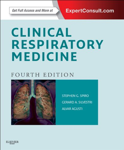SPEC - Clinical Respiratory Medicine, 4th Edition, 12-Month Access, eBook (English Edition)
