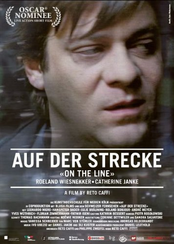 On the Line ( Auf der Strecke / Leo's Freunde / Männer am Meer ) ( On the Line / Quickie / Leo's Friends / Bus-Stop 99 / Men by the Sea ) by Julie Bräuning (Brauning)