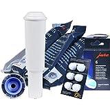 3 x JURA Claris WHITE Filterpatronen + 6 x Reinigungstabletten/KOMBIPACK